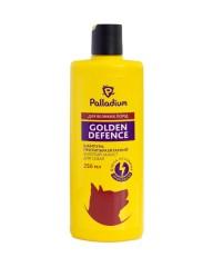 Шампунь Golden Defence от блох и клещей для собак крупных пород (250 мл)