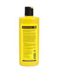 Shampoo Palladium Golden Defence medium dog 250 ml back