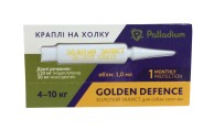 Spot on Golden Defence dog 4-10 kg pipette
