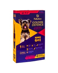 Palladium_Golden Defence_spot-on_dog_4 kg_box