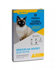 Ultra Protect_spot-on_cat_4 kg_box_front