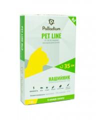 Ошейник Pet Line №3 от блох и клещей для кошек (35 см)