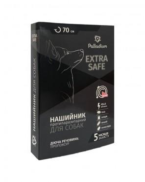Ошейник от блох и клещей Palladium Extra Safe для собак